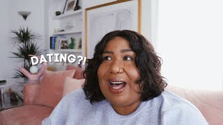 ANSWERING YOUR BURNING QUESTIONS | AND I GET DRESSED Q&A