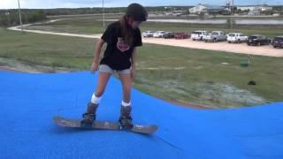 2013 Burton Snowboard Learn To Ride (LTR) Program At Texas Ski Ranch (TSR)