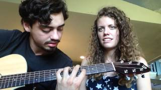 Johnnyswim - Take the World [Cover by Lauren Passey and Evan Atkinson]