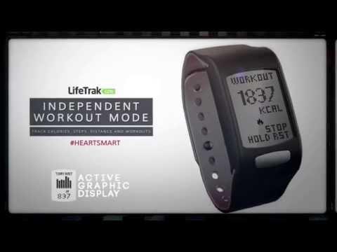 LifeTrak Core C210