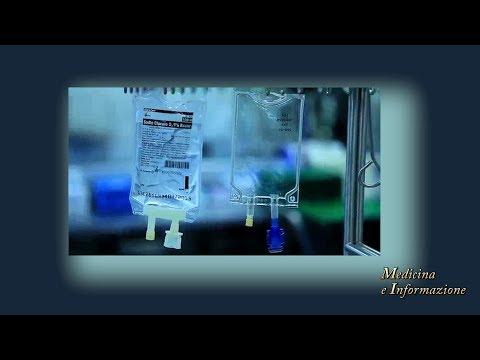 Test sintomi del cancro alla prostata del sangue