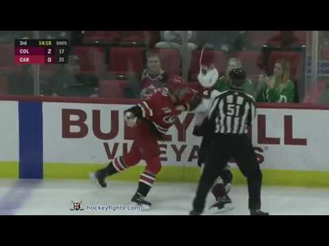 Micheal Ferland vs. Erik Johnson