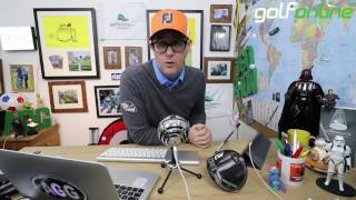 Mark Crossfields Review & Buying guide to the TAYLORMADE M1 DRIVER