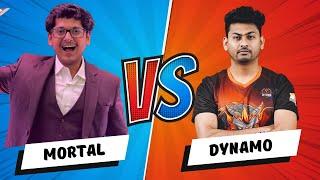 Dynamo Gaming Vs Mortal Same match | Soul Mortal clan Vs Hydra dyanmo Clan