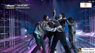 BTS performs Fake Love @BBMAs 2018
