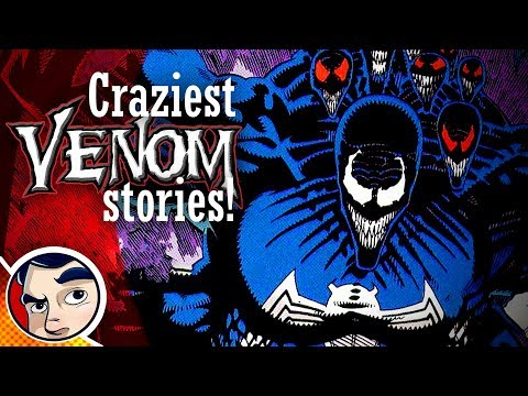 Craziest Venom Stories, ComicsExplained Ruined the Movie? – Comic Experiment