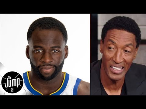 Scottie Pippen agrees with Draymond Green: The Warriors are still contenders   The Jump