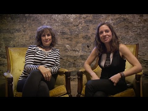 Lizz Winstead & Ani DiFranco want you to VOTE, DAMMIT