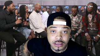 The Reason Joe Budden Walked Off On Migos Interview At BET Awards REACTION