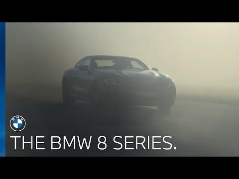 Bmw 8 Series G15 Купе класса A - рекламное видео 1