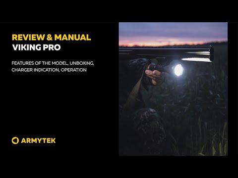 Review & Manual: Armytek Viking Pro