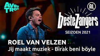 Roel van Velzen - Jij maakt muziek | Beste Zangers 2021