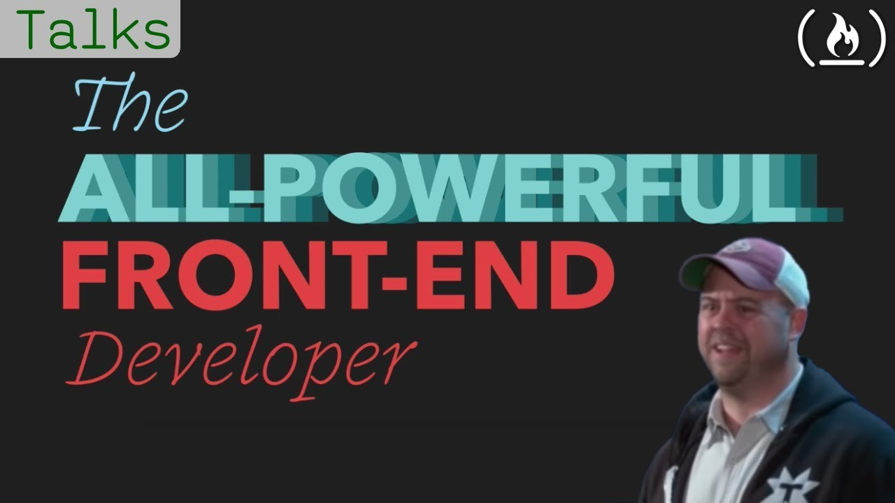 The All Powerful Front End Developer