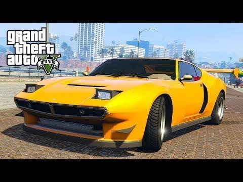 NEW FASTEST CAR IN GTA 5!!
