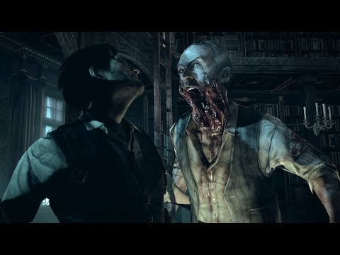 The Evil Within : vidéo TGS 2014