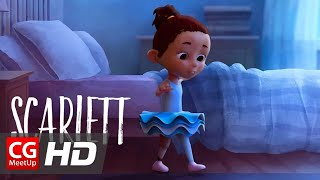 "CGI Animated Short Film HD ""Scarlett "" by The STUDIO NYC 