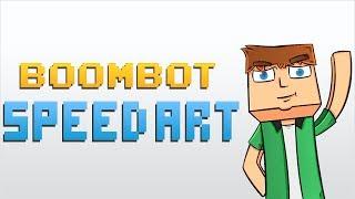 SpeedArt #6 BoomBot
