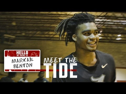 Meet the Tide: Markail Benton