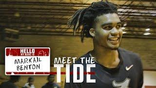 Meet the Tide: Markail Benton