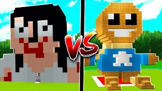 Minecraft ITA - CASA DI MOMO VS CASA DI KICK THE BUDDY