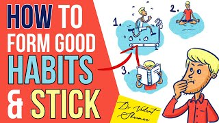 How To Form Good Habits Must Watch! Motivational Video Speech Vedant Sharma