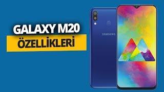 Dev Bataryası Ve Uygun Fiyatıyla Samsung Galaxy M20 Neler Sunuyor?