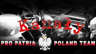 Kanały w czasie powstania warszawskiego 1944