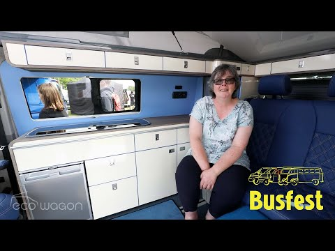 Ecowagon VW Transporter Expo+ Conversion Customer Review by Gwen