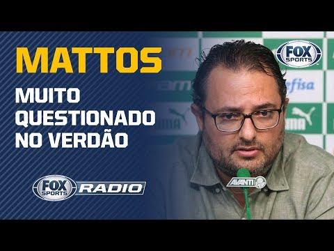 MATTOS SOB PRESSÃO: