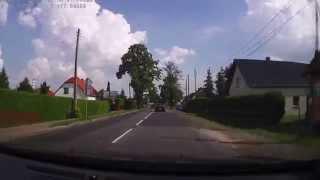 preview picture of video 'Dobrzeń Mały i na jednym kole !'