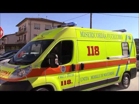 Preview video Inaugurazione Ambulanza 97