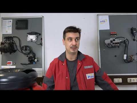 Der Motor tukson 2.0 Benzin