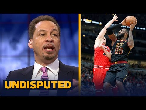 Chris Broussard: 'You can't belittle' the Cavaliers 12-game winning streak | UNDISPUTED
