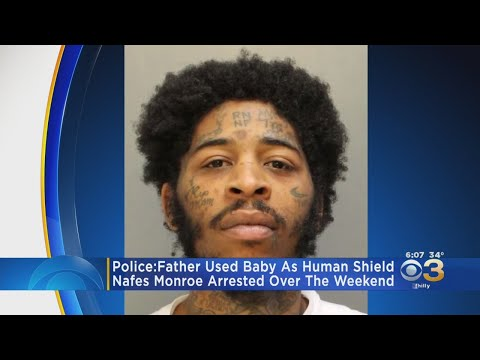 Police: Father Used Son As Human Shield In North Philadelphia Shooting