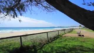 Beachfront Beach House