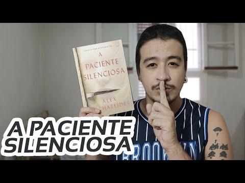 A PACIENTE SILENCIOSA, o livro que é quase um filme | Review