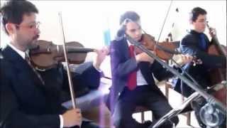 Outono Vivaldi - Violino - Música De Casamento Para Entrada Das Alianças Na Igreja