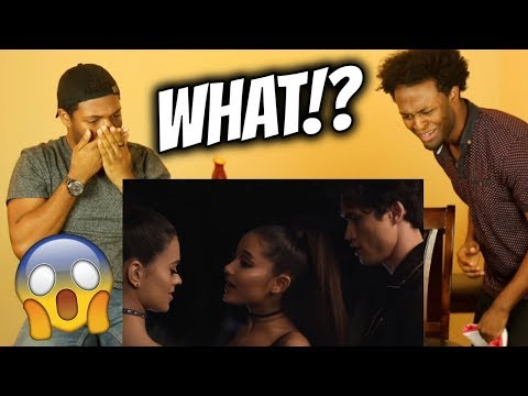 Ariana Grande Break Up With Your Girlfriend Im Bored What Just Happened Lit Reaction