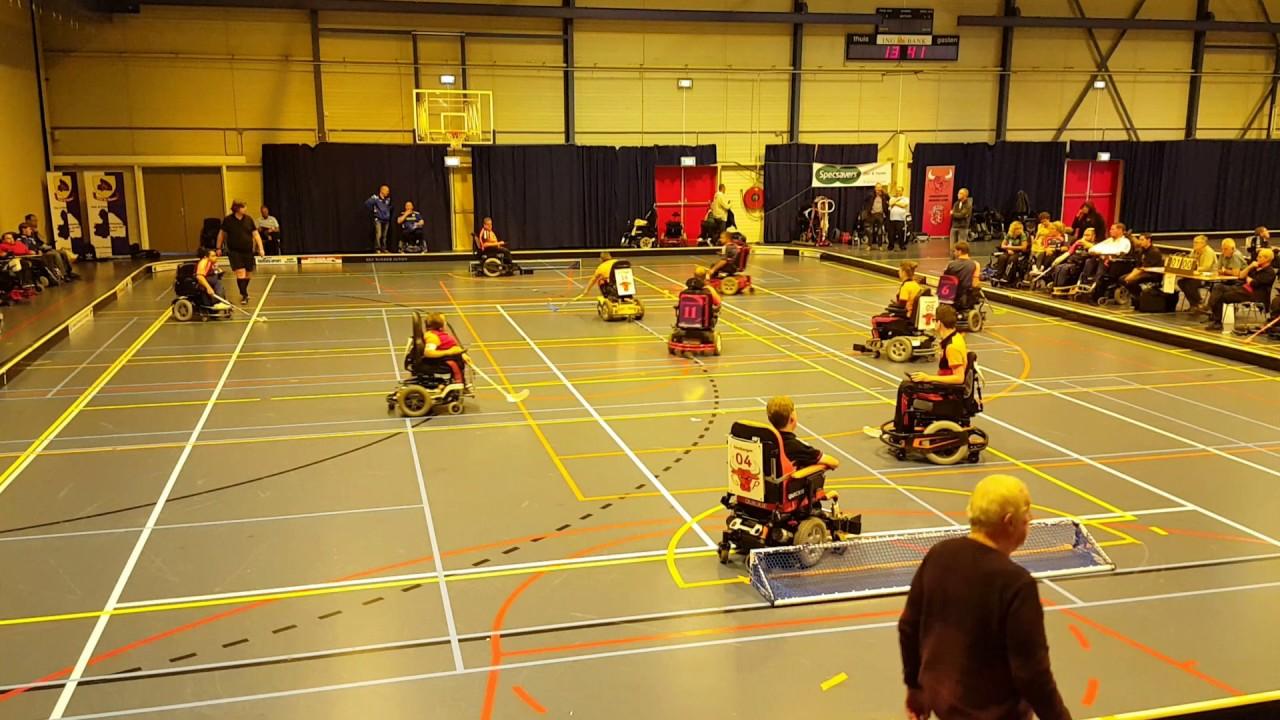 Hoofdklasse 2016/2017, speelronde 1: GP Bulls - De pont