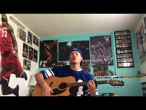 Tip of My Tongue (Kenny Chesney) cover