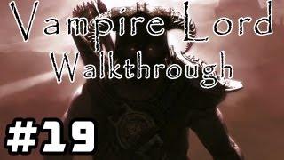 Dawnguard Walkthrough #19 - Touching The Sky 4/5 - Vampire Lord Questline