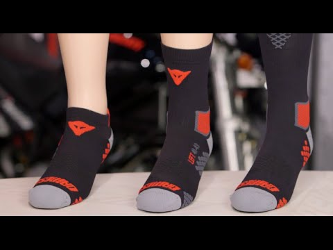 Dainese D-Core Socks Review at RevZilla.com