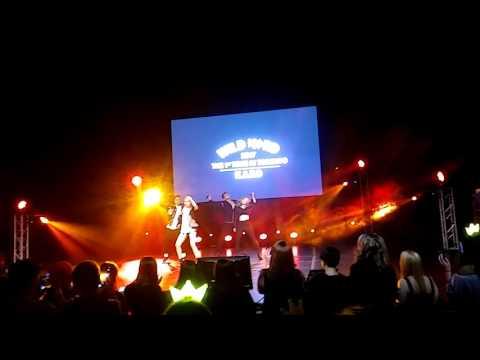 120517[Fancam] Don't recall- K.A.R.D -Wild K.A.R.D Tour @ Toronto