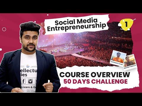 Social Media Entrepreneurship and Personal Branding-Course ...