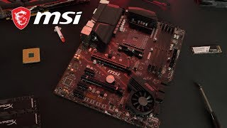 Get ready 4 the future with the MPG X570 GAMING PLUS | Motherboard | MSI