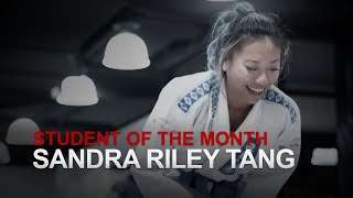 Evolve MMA | Student Of The Month: 27 Year Old Sandra Riley Tang