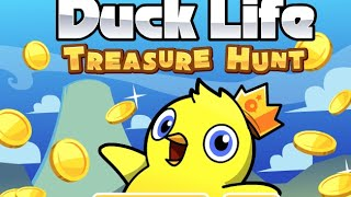 Duck Life Treasure Hunt Full Gameplay Walkthrough