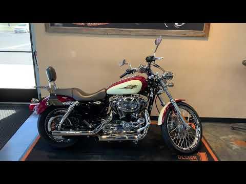 2007 Harley-Davidson Sportster 1200 Custom at Vandervest Harley-Davidson, Green Bay, WI 54303