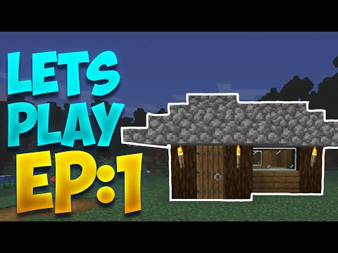 Let's Play Episode:1 Getting Started!