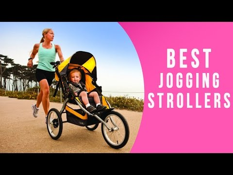 Best Jogging Stroller Reviews - TOP 7 Running Strollers